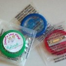 Bachelorette Party CONDOM NAME PINS / TAGS! Free Shipping!