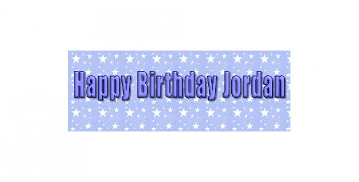 30 BIRTHDAY CRAYON Blue Stars Wrappers Labels, Kid's Party Favors