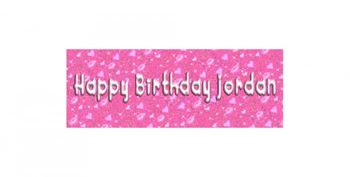 30 BIRTHDAY CRAYON Pink Hearts Wrappers Labels Kid's Party Favors ,