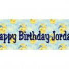15 BIRTHDAY CRAYON Bears Wrappers Labels Kid's Party Favors ,