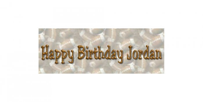 15 BIRTHDAY CRAYON Footballs Wrappers Labels Kid's Party Favors ,