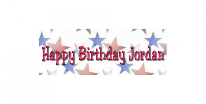 15 BIRTHDAY CRAYON Red White and Blue Stars Wrappers Labels Kid's Party Favors ,