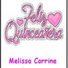 30 Quinceanera Sweet 15th Birthday Party Candy Bar Wrapper Hershey's Nugget Labels Party Favors #2