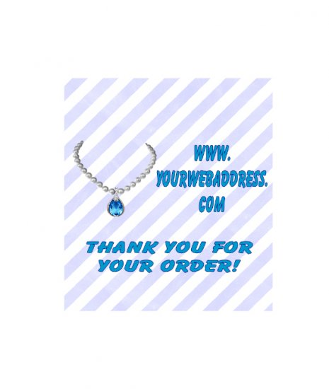 100 Jewelry Store Business Promotion with CUSTOM SMARTIES roll Candy