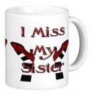 Humorous Funny Wicked Witch Sister Coffee Mug Cup