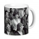 3D Movie People in Theater Gift Coffee Mug Cup