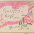 Romantic Bath Plaque-Savon