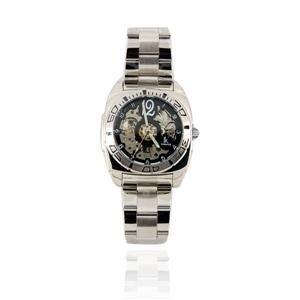 98130G Mechanical Automatic Men's Watch (Black)