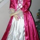 Custom Made Colonial Dress Gown Felicity Elizabeth American Costume Ladies Sizes