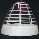 Reproduction Civil War Cage Crinoline Hoop Skirt Gown 1855 1856 1857  1858 1859 1860 1861 1862