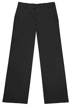 Boy's Black Uniform Pants