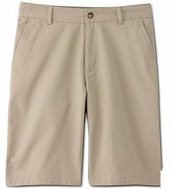 Boy's Uniform Khaki Shorts