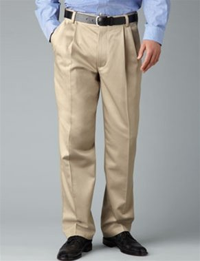Men's School Uniform khaki pants
