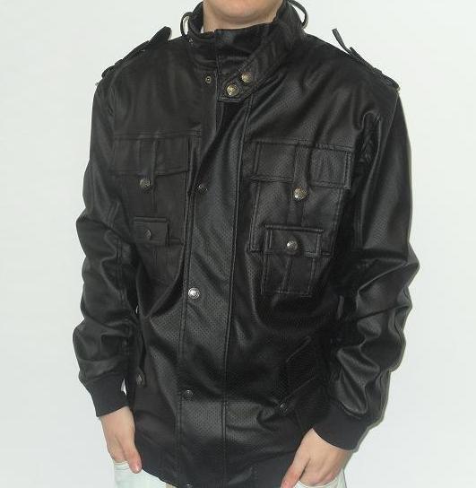 Red Bbg - Black - Jacket