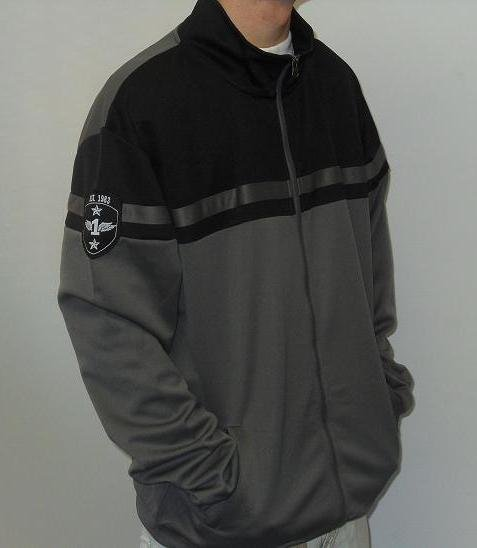Carbon - Sports Jacket/Sweater - Grey/Black