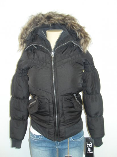 B Hip! - Bubble Jacket - Black