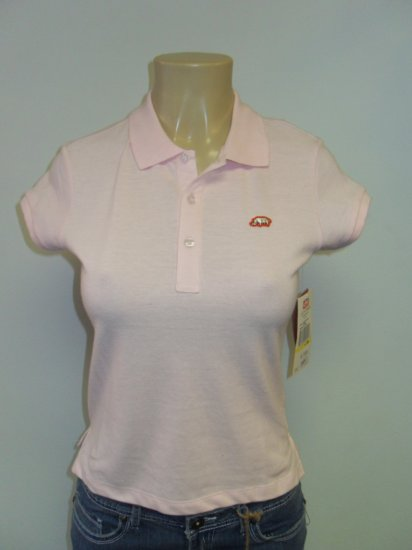 Ecko Red - Girls Polo - Light Pink