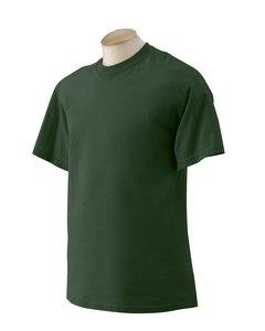 Hood U.S.A -  Green -  T-Shirt