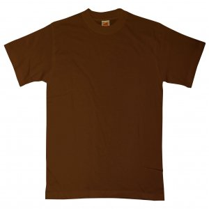 Hood U.S.A - Brown -  T-Shirt