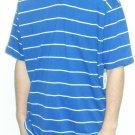 Evolution - V-Neck - Royal Blue/White
