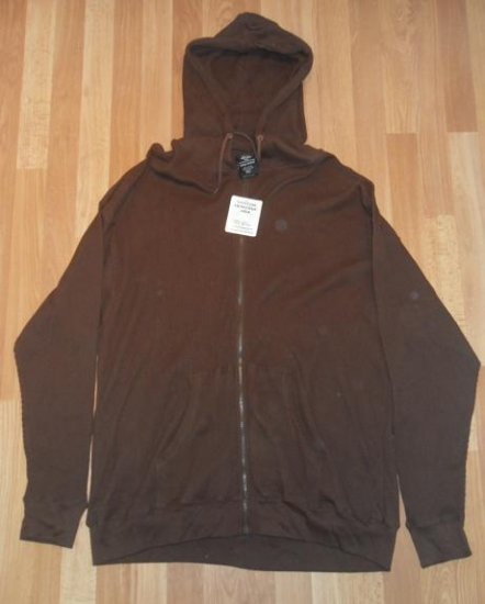 Cotton Heritage - Hooded Thermal - Brown