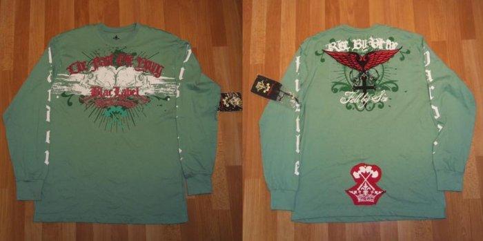 Blac Label - L/S Shirt - Mint