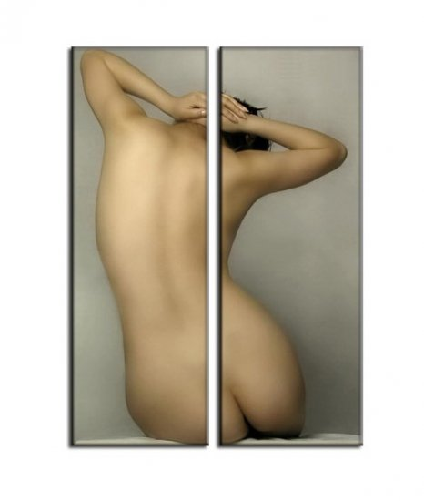 Modern Contemporary oil paintings nude girl painting nude002