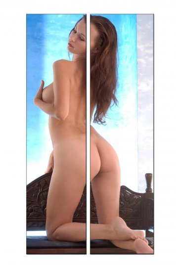 Modern Contemporary oil paintings nude girl painting nude008