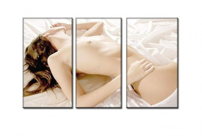 Modern Contemporary oil paintings nude girl painting nude031