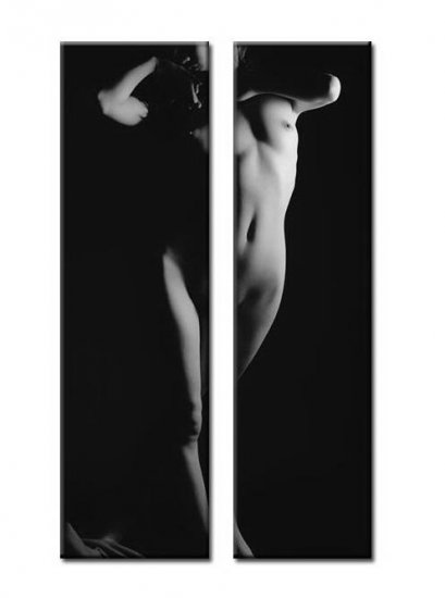 Modern Contemporary oil paintings nude girl painting nude038