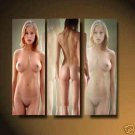 Modern Contemporary oil paintings nude girl painting nude072