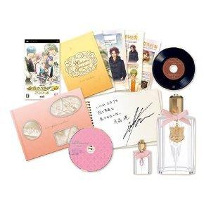 Limited Edition Japan PSP La Corda d'Oro 2f Forte Encore Treasure BOX/NEW