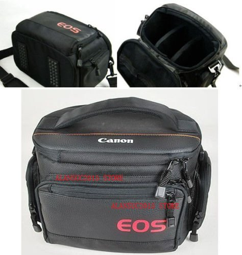 Canon SLR camera case bag for EOS 400D 60D universal