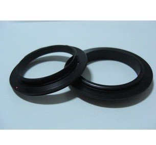 Canon EOS macro reverse adapter ring at 52mm, 55mm, 58mm, 62mm, 72mm, or 77mm