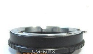 ADAPTER for Leica M mount lens to Sony E Mount NEX 5 NEX 3 camera