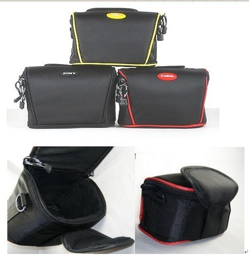 Camcorder case bag for Canon DC410 DVD or LEGRIA HF R18