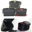Camcorder case bag for Canon DC410 DVD or LEGRIA HF R18