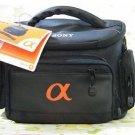 Pro D- SLR camera bag case for Sony A550 A900 A500 A450