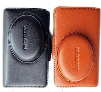 leather case bag for Sony Cyber-shot DSC-H20 /B digital camera
