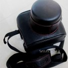 leather case bag for Canon EOS 550D / Rebel T2i Digital SLR Camera 18-55mm f/3.5-5.6 IS Lens