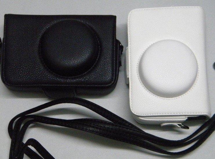 leather case bag for Samsung EX1 EX-1 digital camera