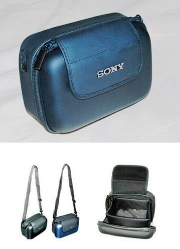 Hard bag Case- Sony Camcorder DCR- SX45/S HDR-CX130/B