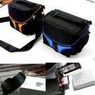Canon PowerShot SX40 HS LENS HOOD LH-DC60 + NB-10L battery + camera bag case