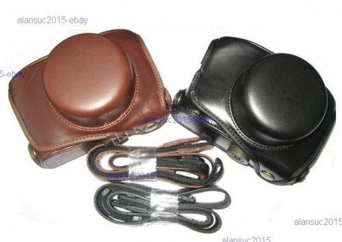 leather case bag to Panasonic Lumix GF1 GF-1 camera /s