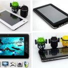 "7"" Allwinner A10 Cortex A8 1.5GHz Android 2.3 Ultrathin 5-point Capacitive Tablet PC WiFi"