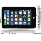 """7"""" ePad Android 2.2 VIA 8650 800MHz Tablet PC WiFi Cam"""