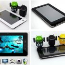 "7"" Inch Capacitive 5 Point Multi-Touch A10 Android2.3 Tablet PC 3G WIFI MID 4GB"