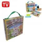 ENDURO PRODUCTIONS® 10 FULL LENGTH CHILDREN DVDS