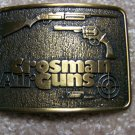 Belt Buckle: Crosman AirGuns