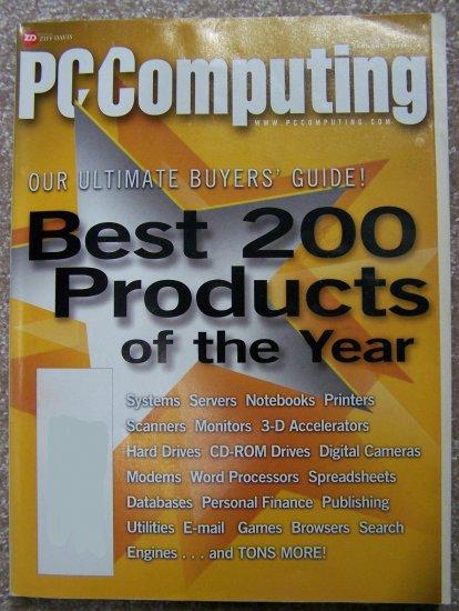PC Computing Magazine - January 1997